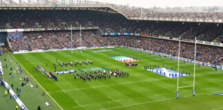 Rugby Stadiums