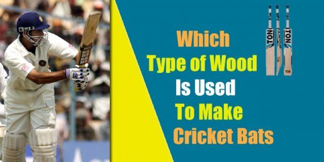 Types of Cricket Bats