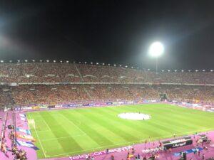 Borg El Arab Stadium, Egypt