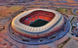 FNB Stadium (Soccer City), South Africa