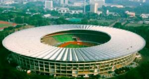 Gelora Bung Karno Stadium, Indonesia