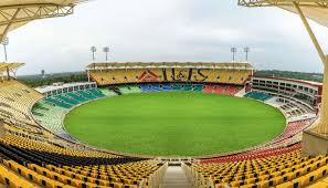 Greenfield International Stadium, India