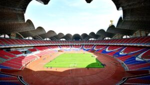 Rungrado 1st of May Stadium, North Korea
