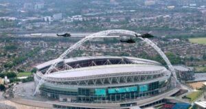 Wembley, England