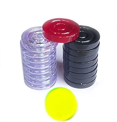 Carrom coins Plastic