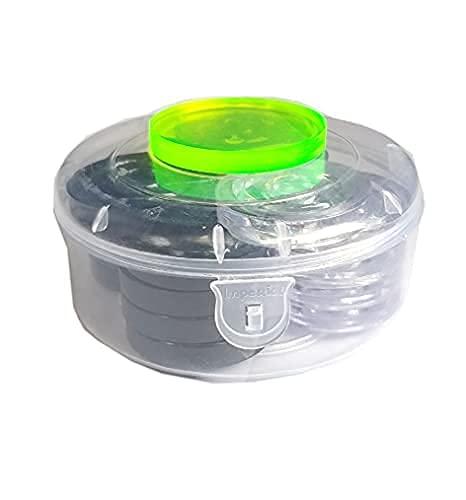 Plastic Carrom coins2