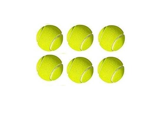 Cricket Tennis Balls Green