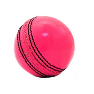 Leather Cricket Ball Pink