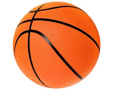 Rubber Basketball size 7