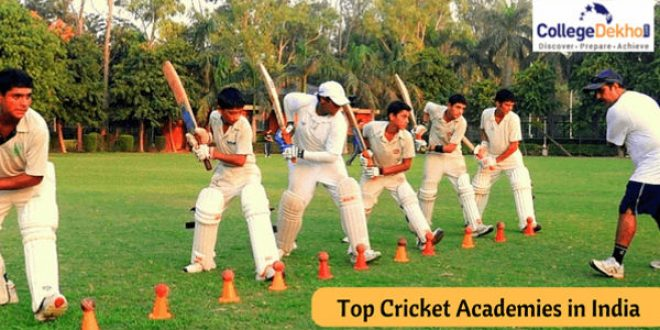 10 Cricket Academy in India
